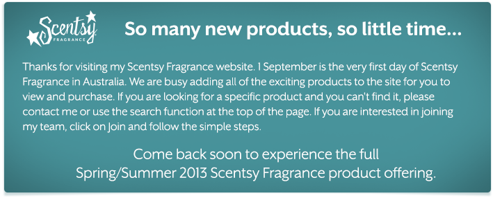 Scentsy Candles Australia Opens