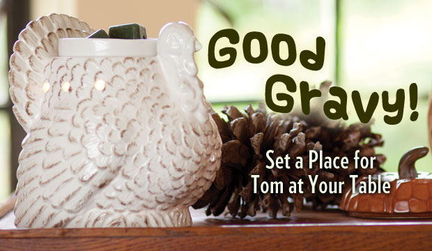 Tom: Scentsy October Warmer of the Month