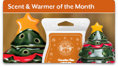 Scentsy November Scent And Warmer Of The Month