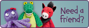 Need a friend? Limited Edition Scentsy Buddies.