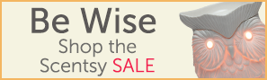 Be wise. Shop the Scentsy Sale.