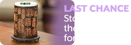 Last chance! Stock up before they're gone for good!