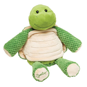 Twiggy the Turtle Scentsy Buddy