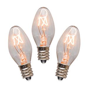 3 Pack 15 Watt Light Bulbs