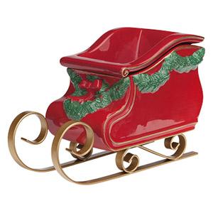 Santa's Sleigh Scentsy Warmer ELEMENT