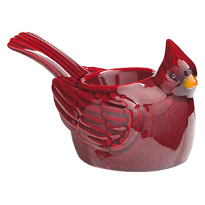 Cardinal Scentsy Warmer ELEMENT