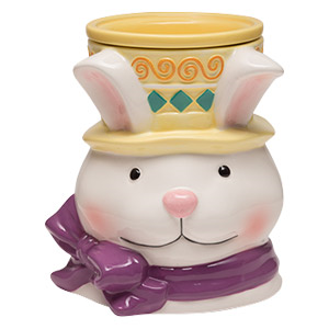 scentsy easter bunny warmer