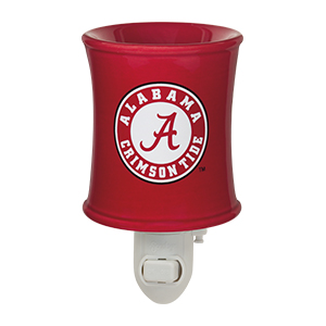 alabama scentsy candle nightlight
