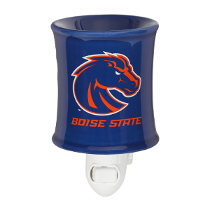 boise state scentsy candle