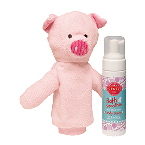 Scentsy Penny the Pig and Candy Dandy fragrance combo
