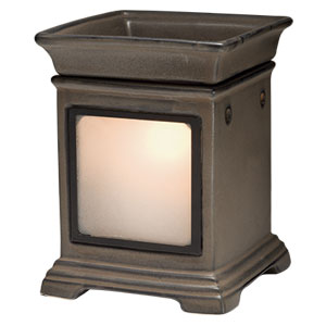 Scentsy gallery frame warmer gray