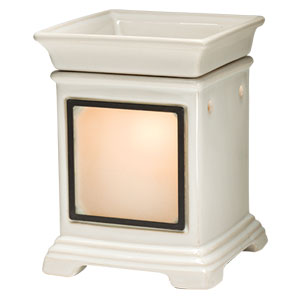 Scentsy Gallery frame warmer cream