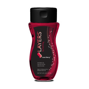 Love Story Layers Shower Gel