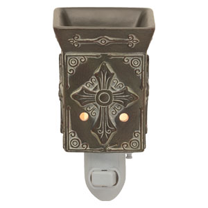 Cross Plug-in Scentsy warmer Charity