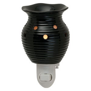 Black Scentsy Plug-in Warmer
