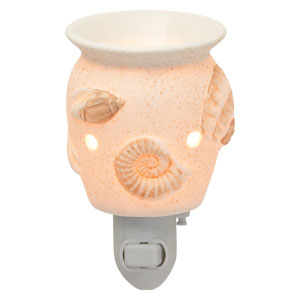 Shells sand Scentsy plugin Warmer