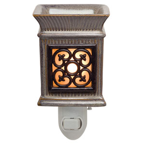Iron scroll Scentsy Warmer Jane