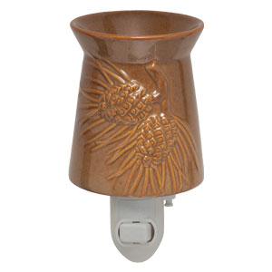 Pinecone Scentsy Plugin Warmer