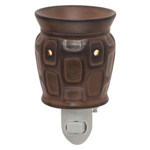 Brown strata Scentsy plugin warmer