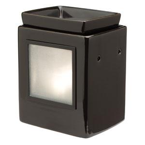 Buy black cube ebony warmer from scentsy online