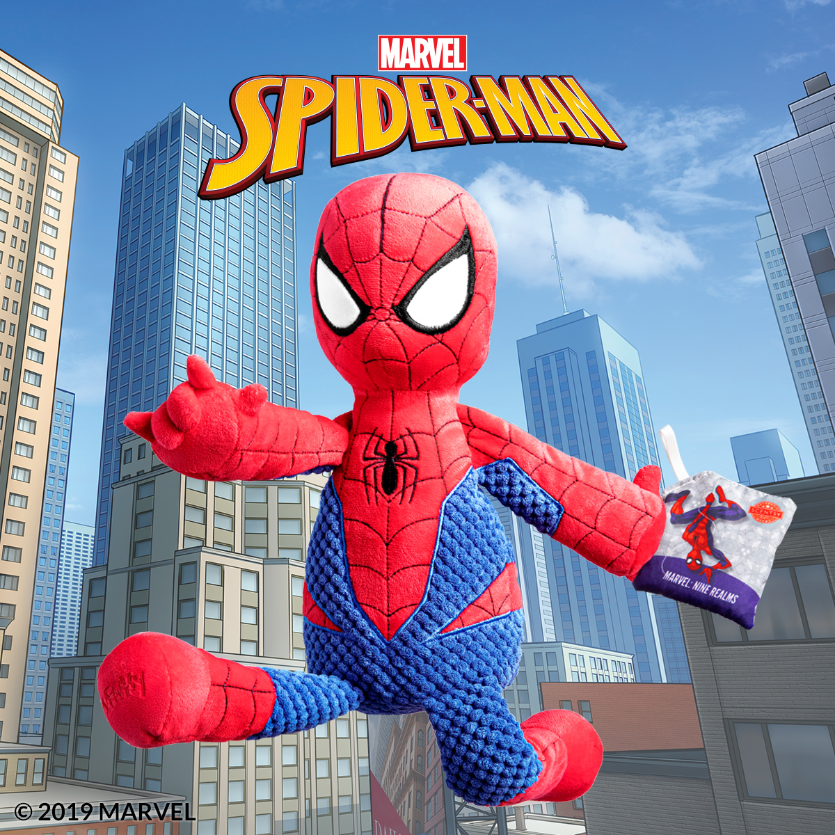Scentsy Spiderman Marvel Products