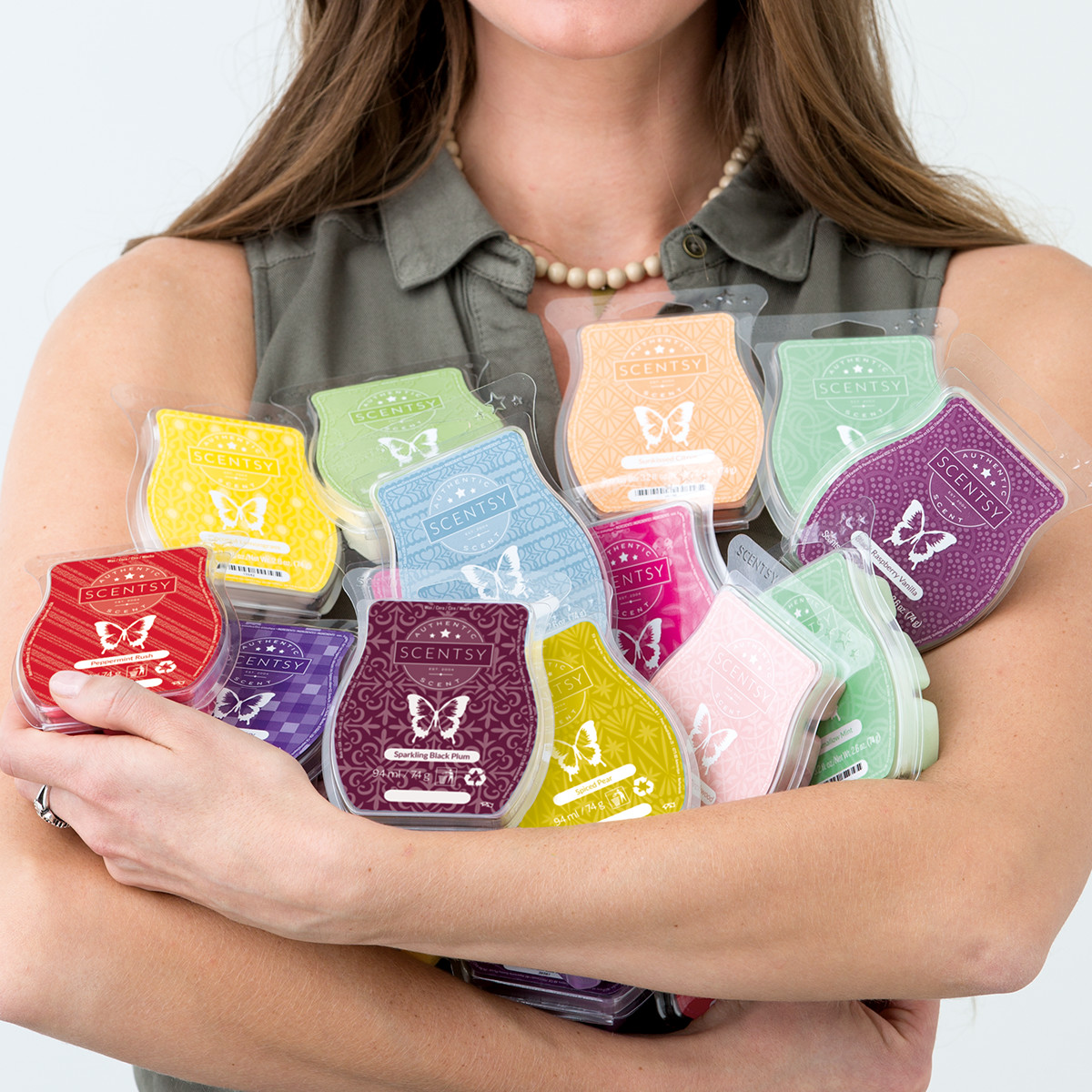 Scentsy Discontinued Wax Bars