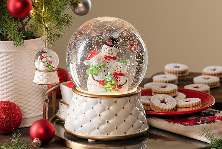 Shop the collectible Snow Globe Warmer starting Nov. 13