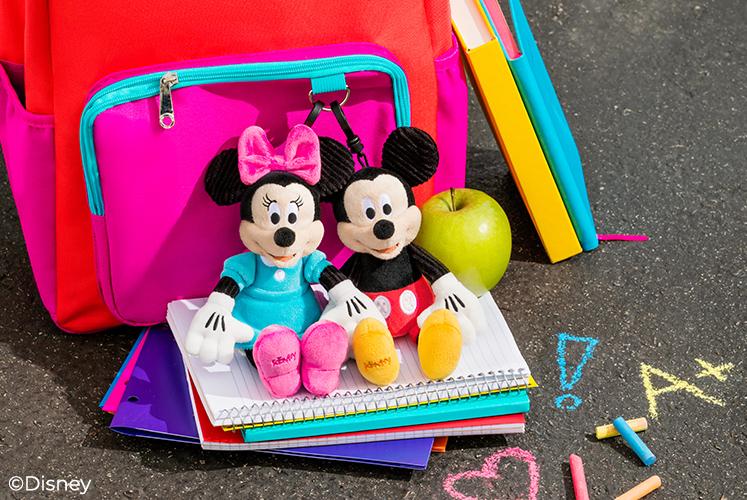 Send the kids back to school Disney style!