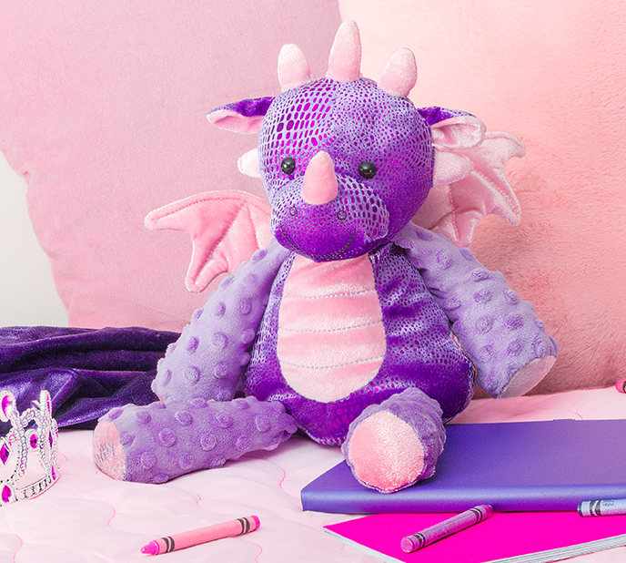 Meet our newest Scentsy Buddy, Snap the Dragon