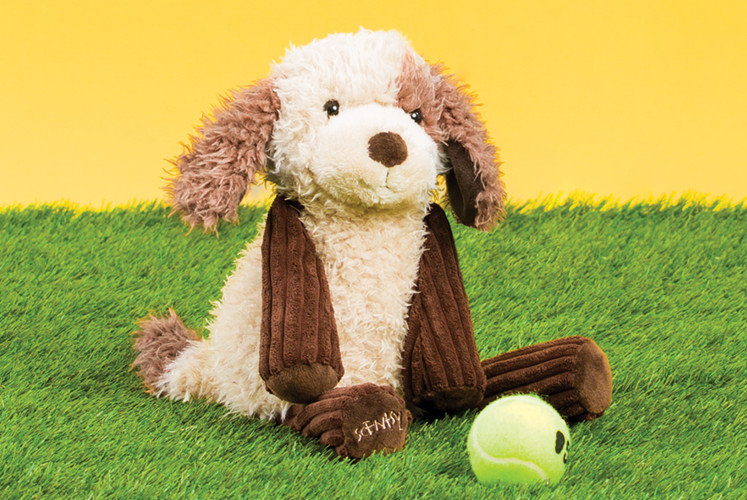 Meet our newest Scentsy Buddy, Henry the Hound Dog