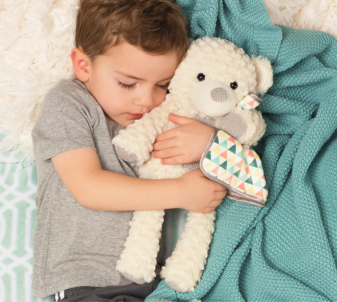 Meet our newest Scentsy Buddy, Serena the Sleepy Bear