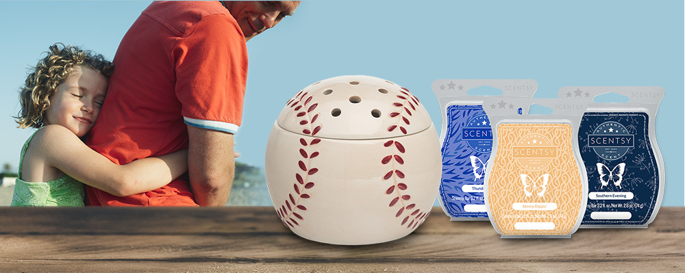 Scentsy gift bundles are a perfect way to celebrate Dad!