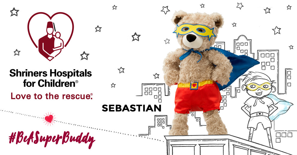 Planning a Charitable Cause Buddy drive? Call Shriners Hospitals for Children®!