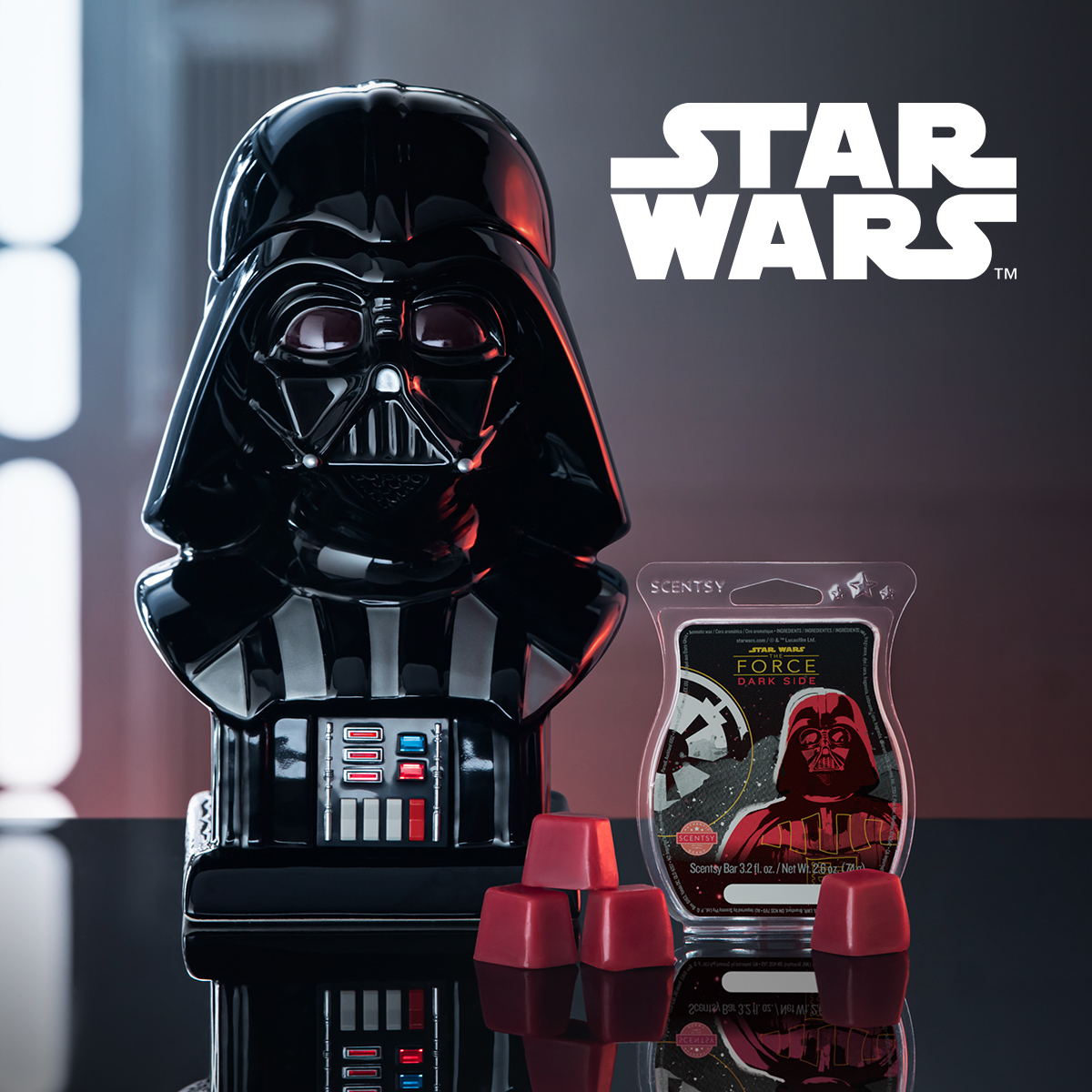 Darth Vader Star Wars Scentsy Warmer