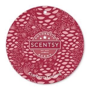 Cranberry Garland Image