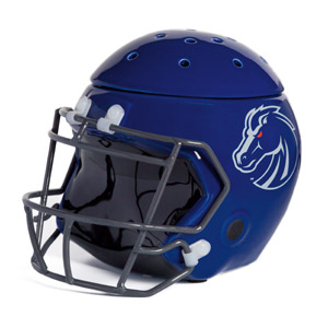 Boise State University BSU candle warmer helmet Scentsy