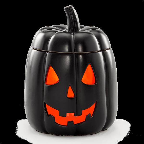 Black Jack O'Lantern Scentsy warmer