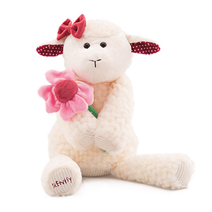Scentsy Scented Animal Lamb