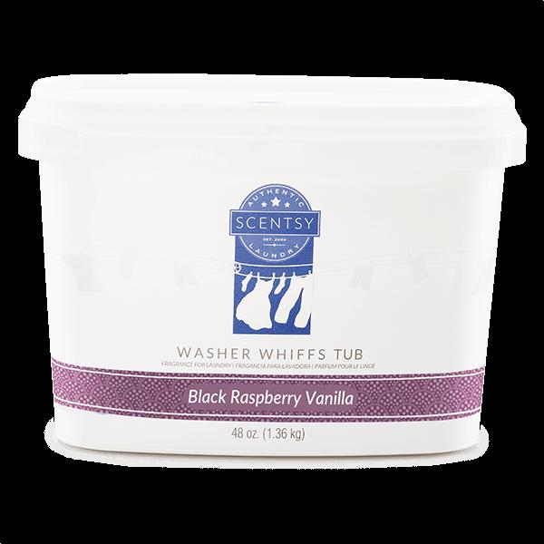 Black Raspberry Vanilla Tub Image