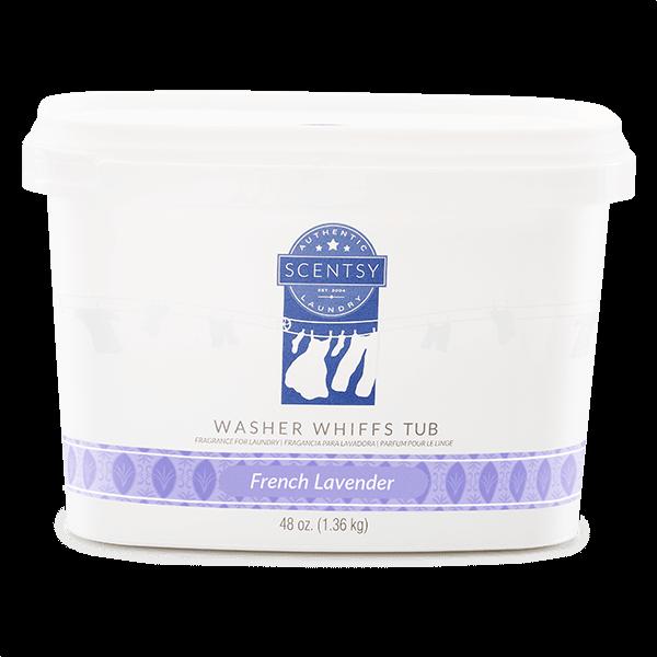 French Lavender Tub Image