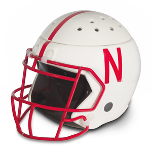 University of Nebraska corn husker scentsy football helmet
