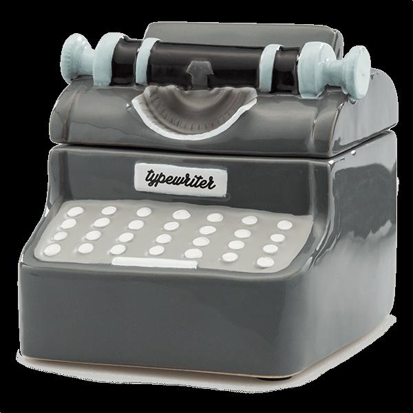 Typewriter Candle Warmer