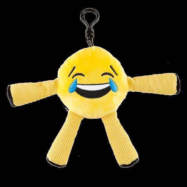 Sunshine emoji scentsy buddy clip