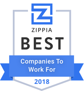 Zippia - Best companies to work for 2018