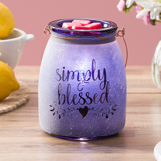 Simply Blessed Warmer
