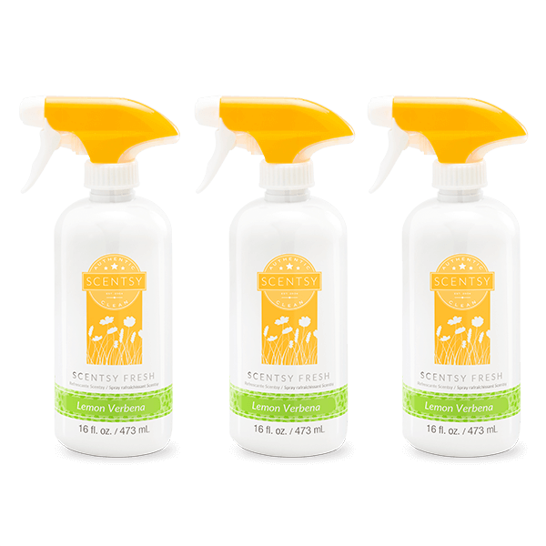 Scentsy Fresh 3-pack