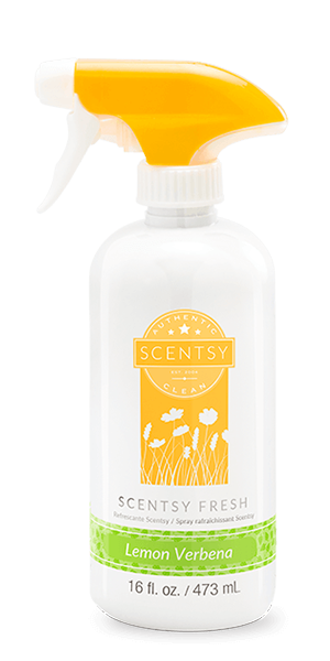 Scentsy Fresh Fabric Spray