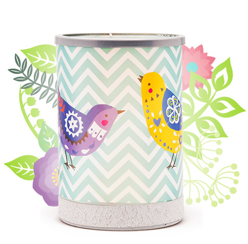 Warmer of the Month from Scentsy