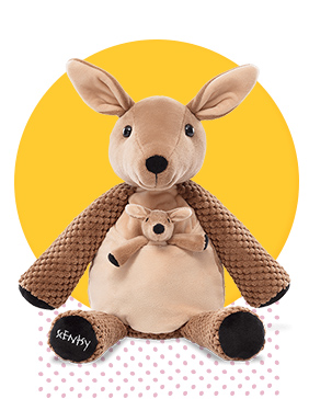 Kenzie the Kangaroo Scentsy Buddy