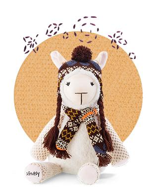 Ande the Alpaca